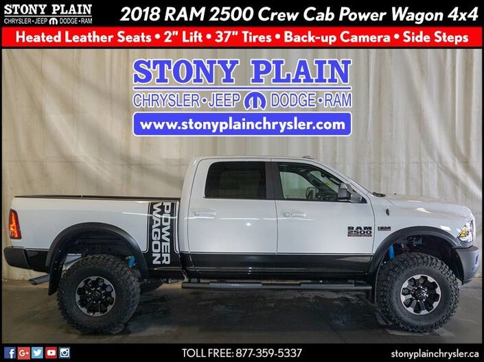 2018 Ram 2500 Power Wagon Stony Plain AB