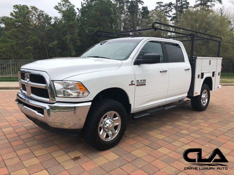2018 Ram 2500 SLT The Woodlands TX