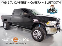 2018_Ram_2500 Tradesman 4WD Crew Cab_*6.7L CUMMINS DIESEL, OFF ROAD PACKAGE, LIFT KIT, BACKUP-CAMERA, TOUCH SCREEN, STEERING WHEEL CONTROLS, BLUETOOTH PHONE & AUDIO_ Round Rock TX