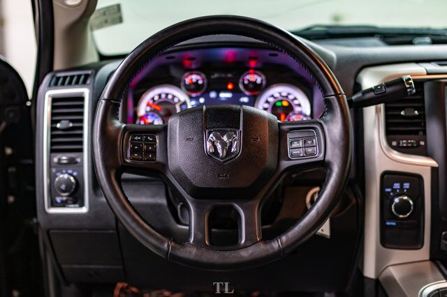2018 Ram 3500 4x4 Crew Cab SLT Diesel BCam Red Deer AB
