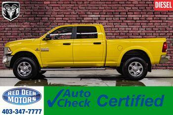 2018_Ram_3500_4x4 Crew Cab SLT Diesel Roof BCam_ Red Deer AB
