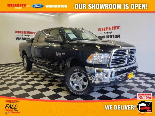 2018 Ram 3500 Big Horn Warrenton VA