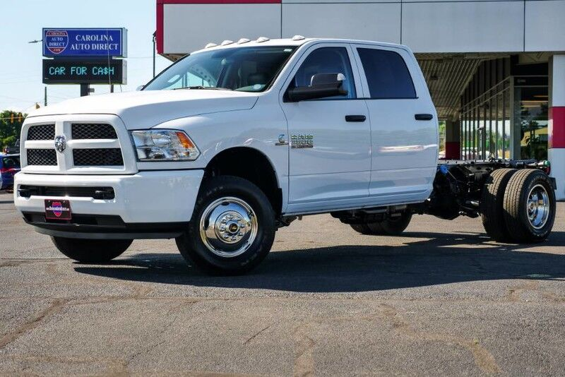 2018 Ram 3500 Chassis Cab **CUMMINS*AISIN** Mooresville NC