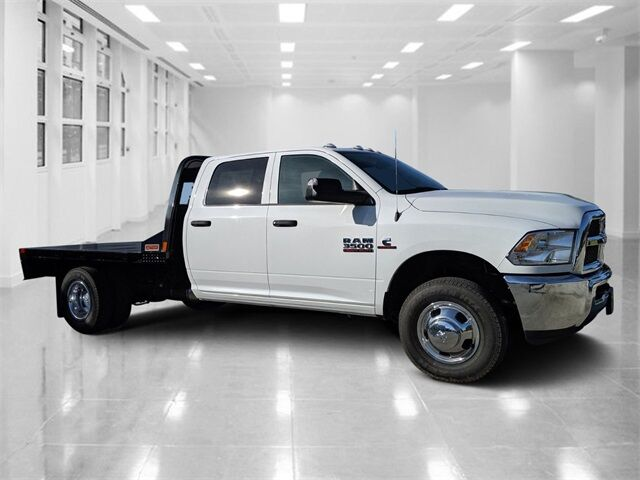 "2018 Ram 3500 Chassis Cab TRADESMAN CREW CAB CHASSIS 4X4 172.4 WB"" Winter Haven FL"