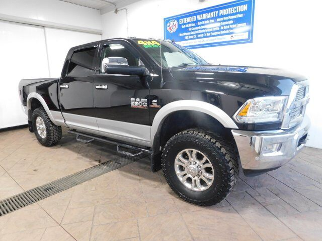 2018 Ram 3500 Laramie *MANUAL* *DIESEL* Listowel ON