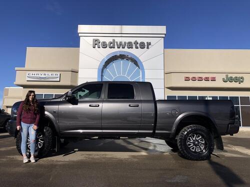 2018_Ram_3500_Laramie Mega Cab - Rig Ready Ram - Cummins Diesel - 5th Wheel Prep - Sunroof - Deleted - One Owner_ Redwater AB