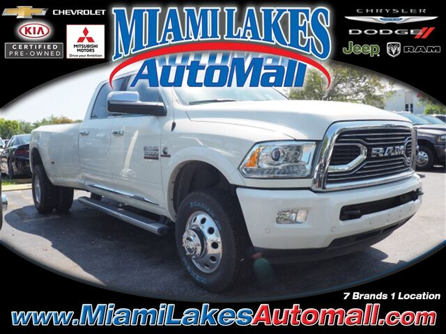 2018 Ram 3500 Limited Miami Lakes FL