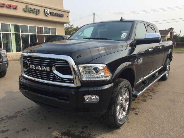 2018 Ram 3500 Limited Redwater AB