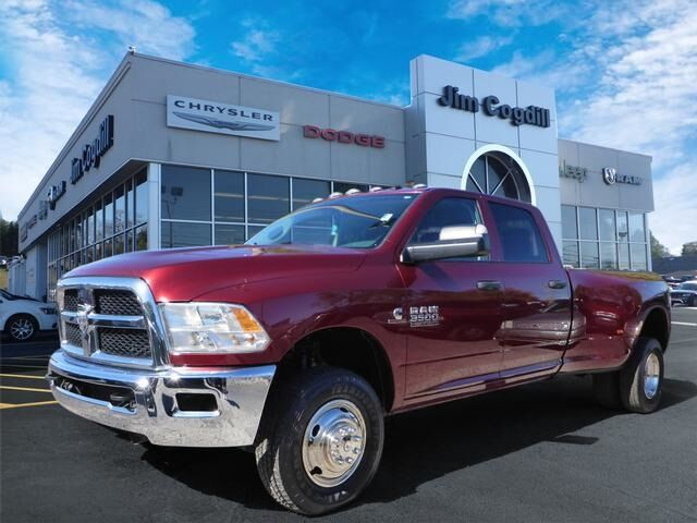 2018 Ram 3500 Tradesman Knoxville TN