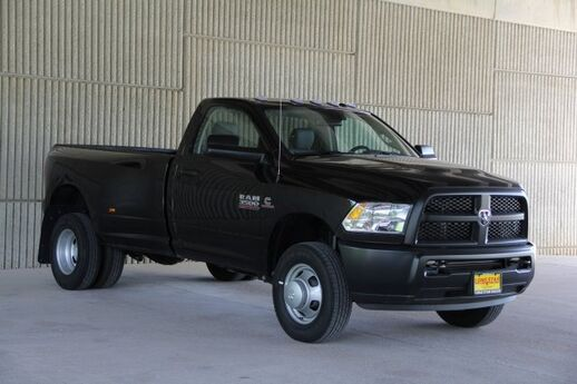 2018 Ram 3500 Tradesman Regular Cab 4X4 Long Box Mineola TX