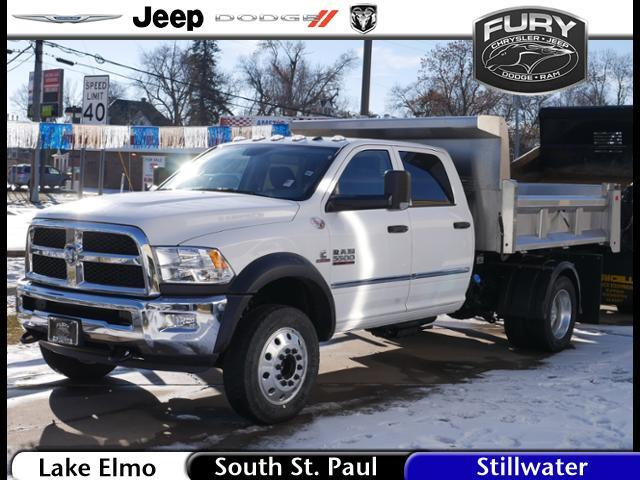 2018 Ram 5500 Chassis Cab 4x4 Crew Cab 60 CA 173.4 WB Stillwater MN
