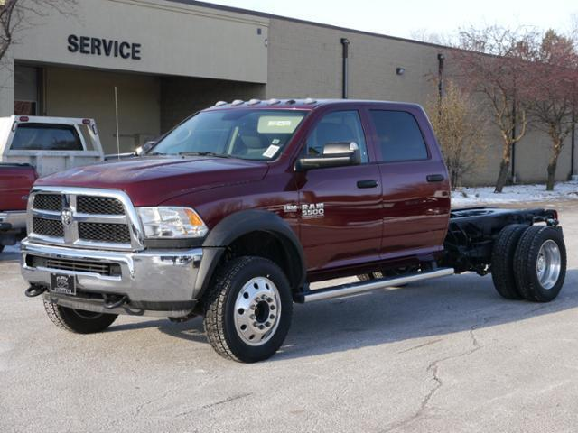 2018 Ram 5500 Chassis Cab Tradesman 4x4 Crew Cab 60 CA 173.4 WB St. Paul MN
