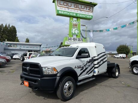 2018 Ram 5500 Chassis Cab Tradesman Eugene OR