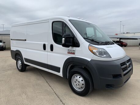 2018_Ram_ProMaster 1500_CARGO 136''WB-LOW ROOF,BCK-CAM,BUCKET SEATS,BLUETO_ Euless TX