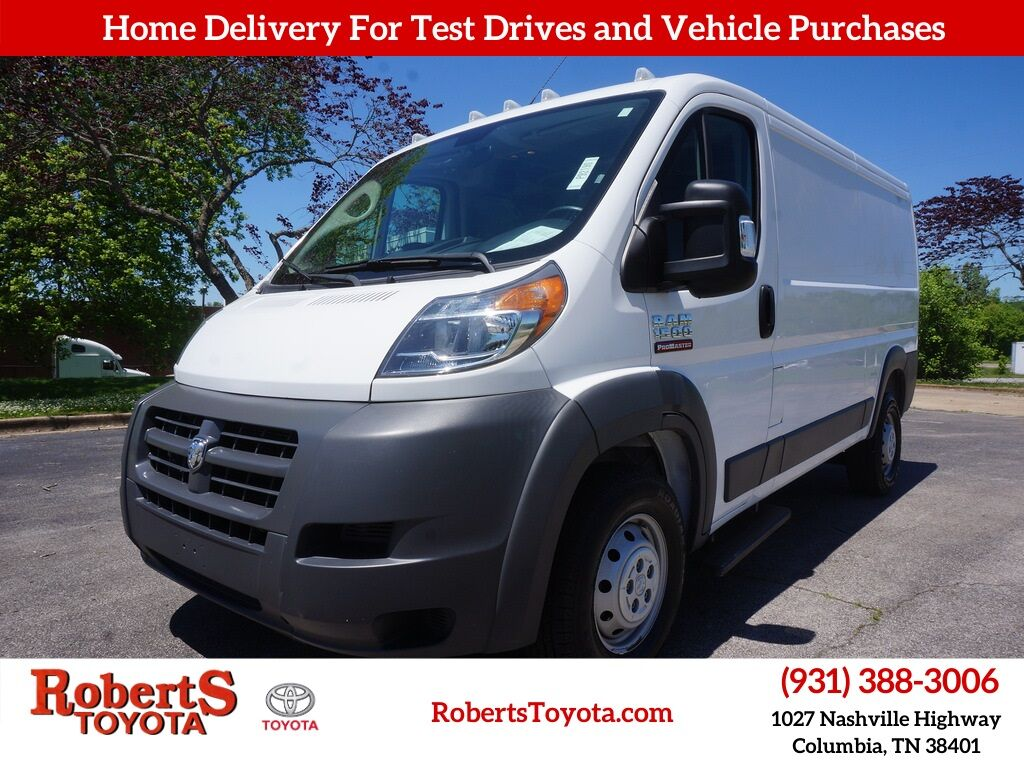 2018 Ram ProMaster 1500 Low Roof Columbia TN