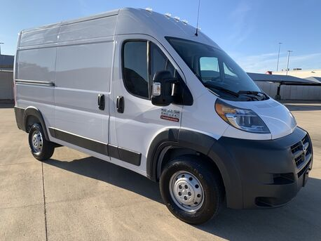 2018_Ram_ProMaster 2500_CARGO 159'' WB HIGH-ROOF,BUCKET SEATS,BCK-CAM,BLUE_ Euless TX