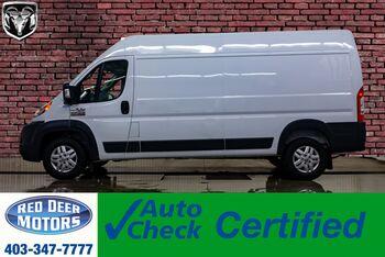2018_Ram_ProMaster_2500 High Roof Cargo Van BCam_ Red Deer AB