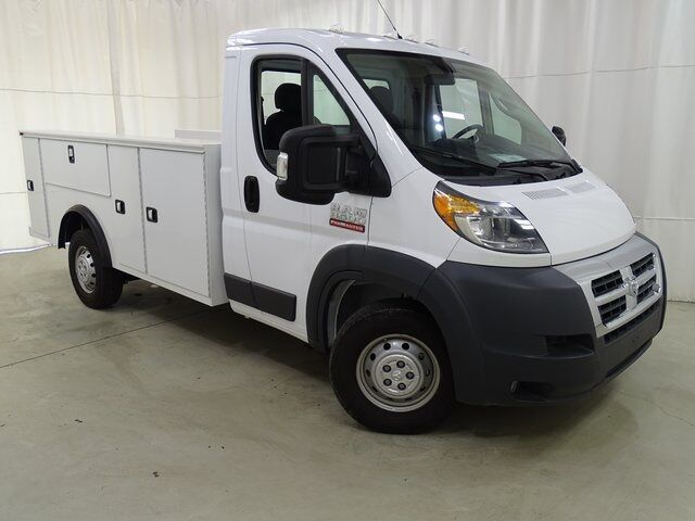2018 Ram ProMaster 3500 Cab Low Roof Raleigh NC