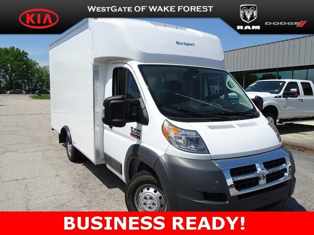 2018 Ram ProMaster 3500 Cutaway Low Roof Raleigh NC