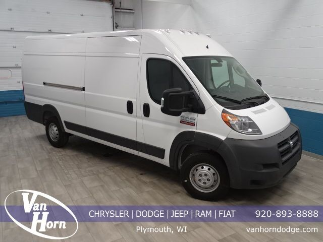 2018 Ram ProMaster 3500 High Roof Plymouth WI