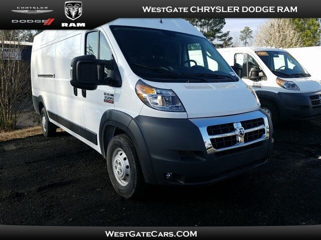 2018 Ram ProMaster 3500 High Roof Raleigh NC