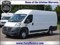 Ram ProMaster Cargo Van 3500 High Roof 159 WB EXT 2018