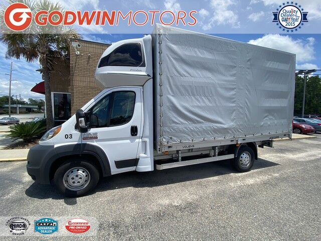 2018 Ram ProMaster Chassis Cab  Columbia SC