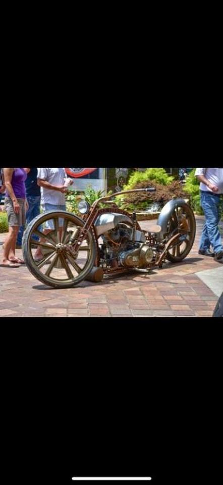 2018 Rat Bike **Built by After Hours** Mooresville NC