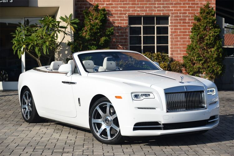 2018 rolls royce dawn beverly hills ca 22047076 for Rolls royce of beverly hills