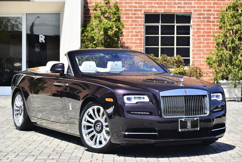 2018 Rolls-Royce Dawn  Beverly Hills CA