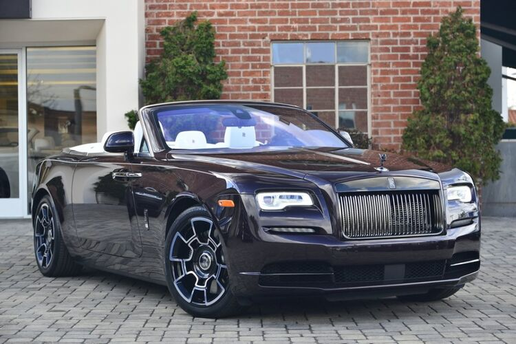 2018 rolls royce dawn black badge beverly hills ca 22690966 for Rolls royce of beverly hills