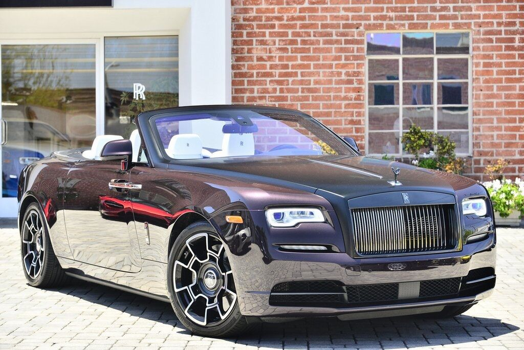2018 Rolls-Royce Dawn Black Badge Black Badge Lawrence KS