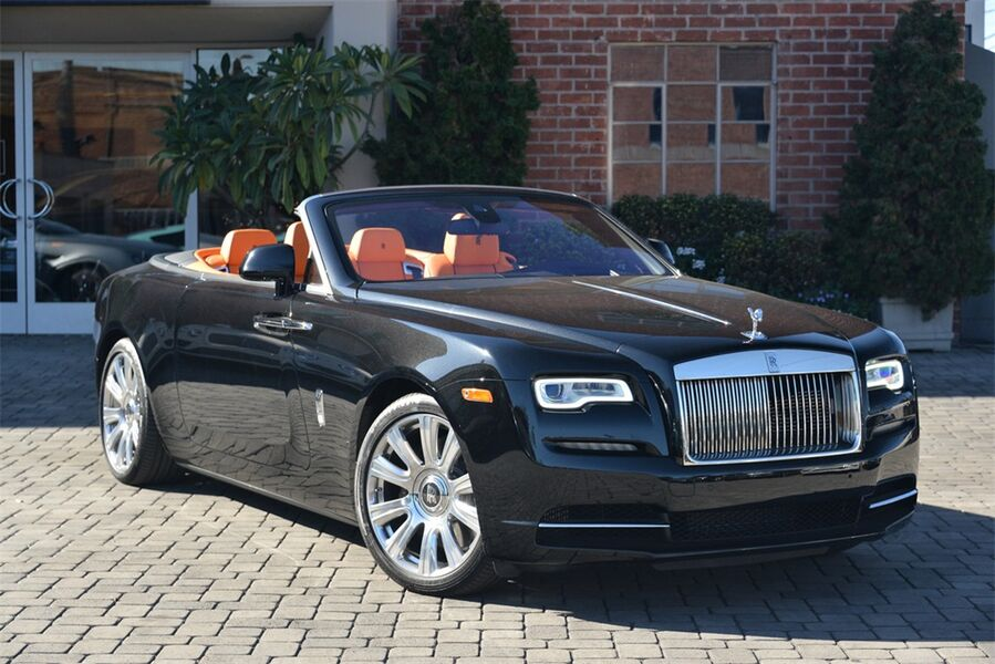 2018_Rolls-Royce_Dawn__ Beverly Hills CA