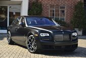 2018 Rolls-Royce Ghost Black Badge