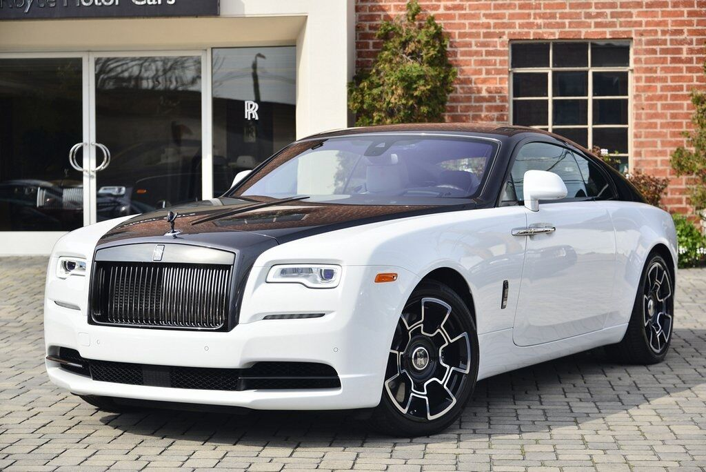 2018 Rolls-Royce Wraith Black Badge  Beverly Hills CA
