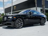 2018 Rolls-Royce Wraith Black Badge Palm Beach FL