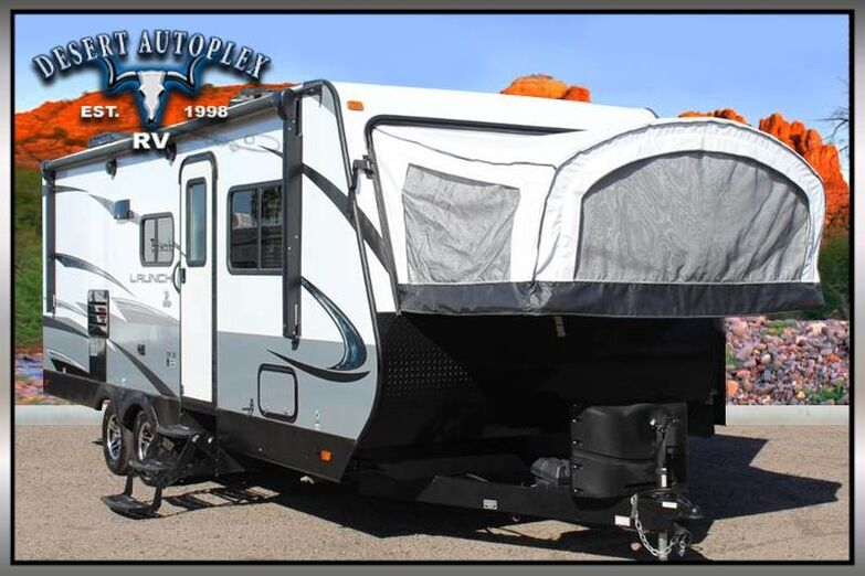 2018 Starcraft Launch 239TBS Single Slide Tent Camper Mesa AZ