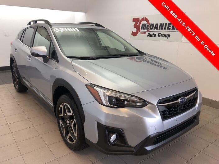 2018 Subaru Crosstrek 2.0i Limited Columbia SC