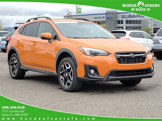 2018 Subaru Crosstrek 2.0i Limited Santa Fe NM