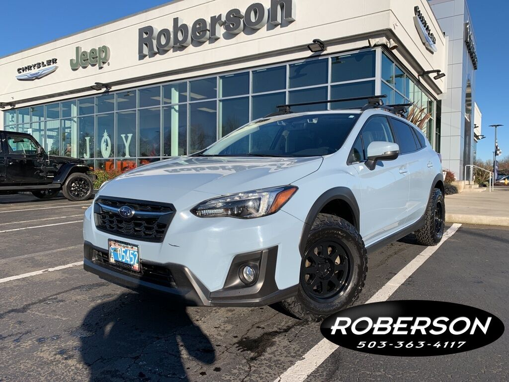 2018 Subaru Crosstrek 2.0i Limited Salem OR