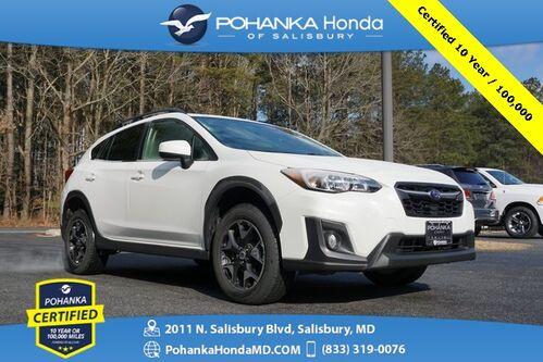 2018_Subaru_Crosstrek_2.0i Premium AWD ** Pohanka Certified 10 Year / 100,000  **_ Salisbury MD
