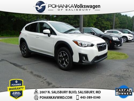 2018_Subaru_Crosstrek_2.0i Premium_ Salisbury MD