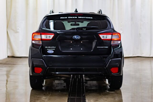 2018 Subaru Crosstrek AWD Limited Leather Roof Nav Red Deer AB