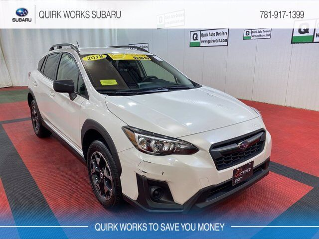 2018 Subaru Crosstrek BASE Braintree MA