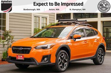 2018_Subaru_Crosstrek_Limited_ Boxborough MA