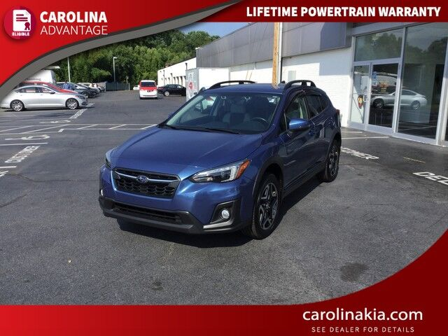2018 Subaru Crosstrek Limited High Point NC