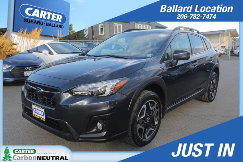 2018 Subaru Crosstrek Limited Seattle WA