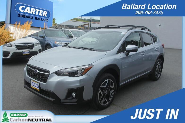 2018 Subaru Crosstrek Limited Seattle WA