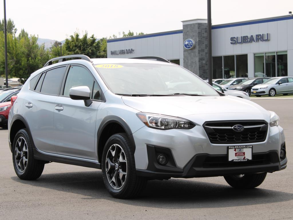 2018 Subaru Crosstrek Premium-13 Pocatello ID