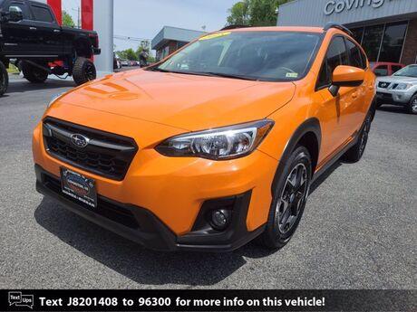2018 Subaru Crosstrek Premium Covington VA
